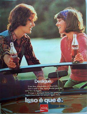 Anúncio Coca-Cola - 1975