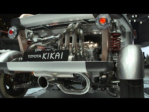 Toyota KIKAI introduction video - 86th Geneva International Motor Show -