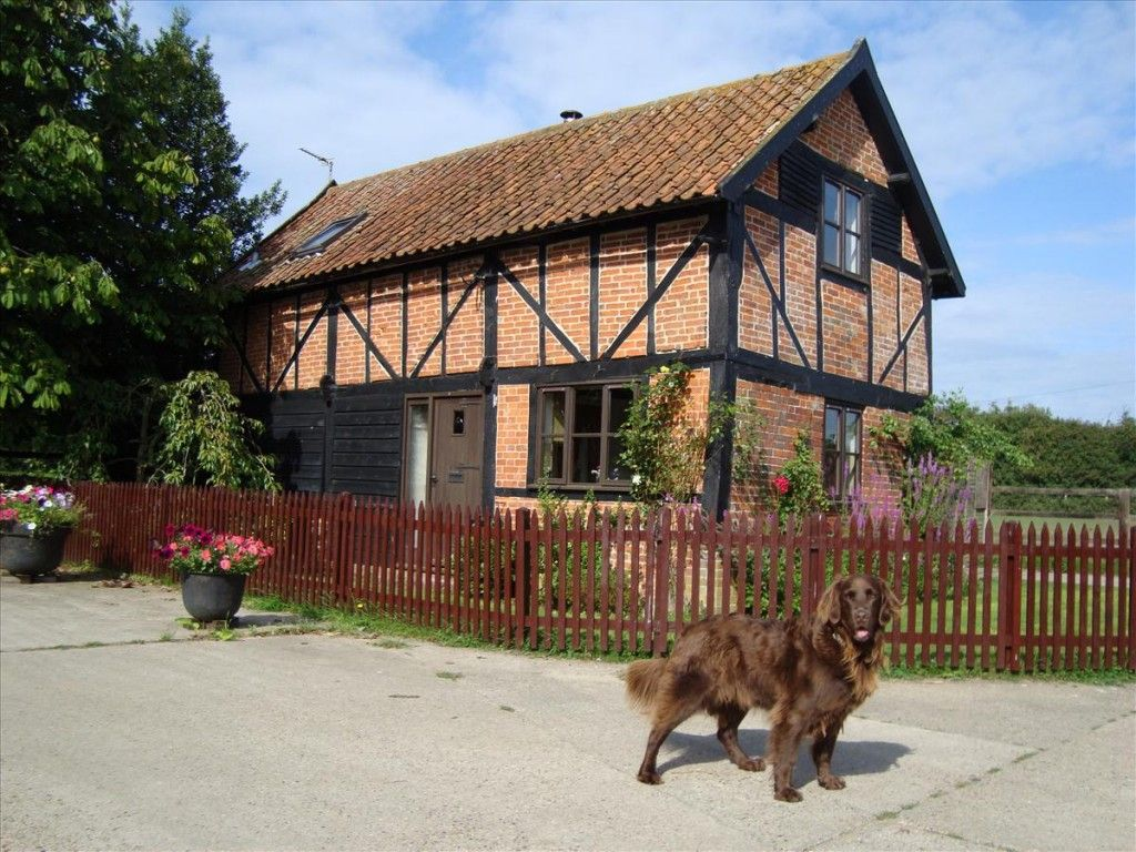 The Granary, Hingham, Norfolk, England. Self Catering