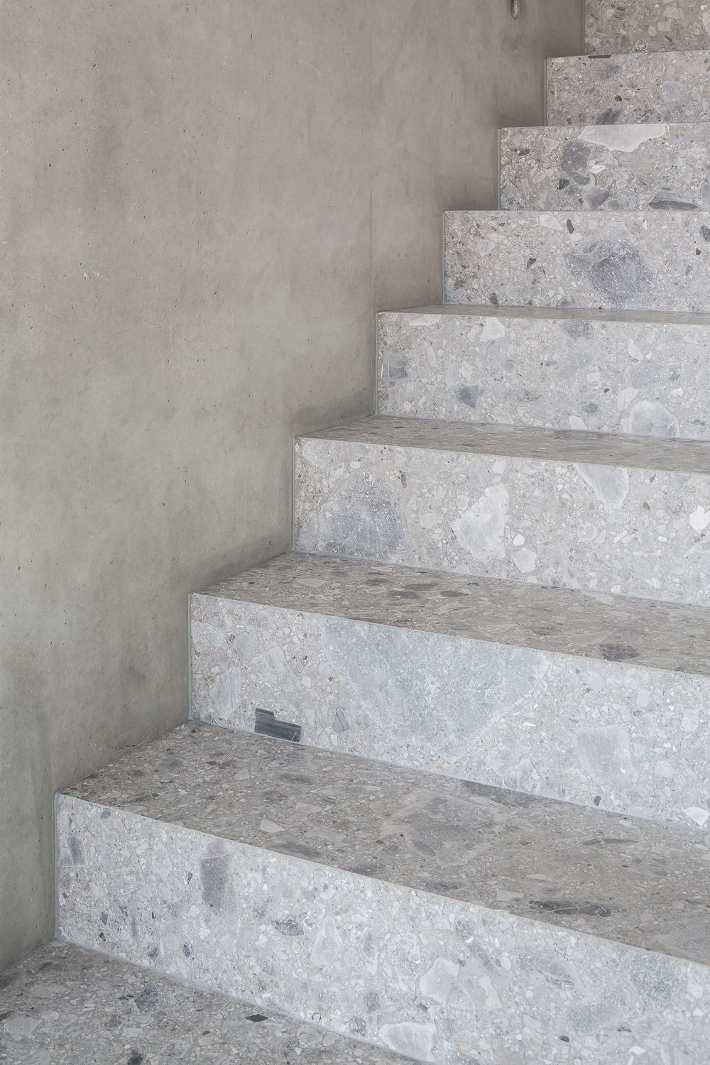 Rinser Naturstein Project Nl | Staircase Design, Stairs Design, Concrete Stairs