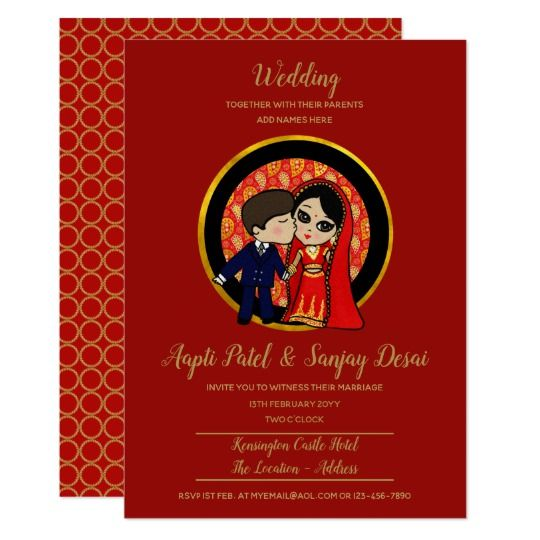 Unique And Some Trendy Wedding Cards Ideas With Images Indian Fusion Wedding Fusion Wedding Indian Wedding Invitation Cards