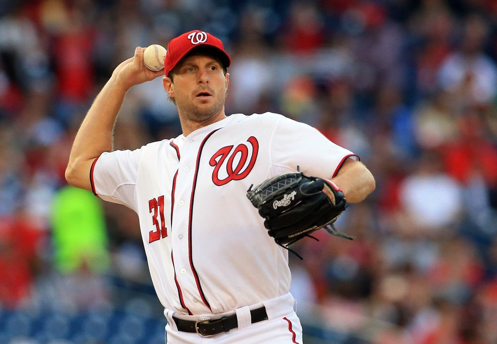 Washington Nationals starter Max Scherzer stood on the mound peering into the batter's box where Pittsburgh Pirates outfielder Jose Tabata stood. Two outs, two strikes--one strike away from a perfect game. An inside pitch caught …