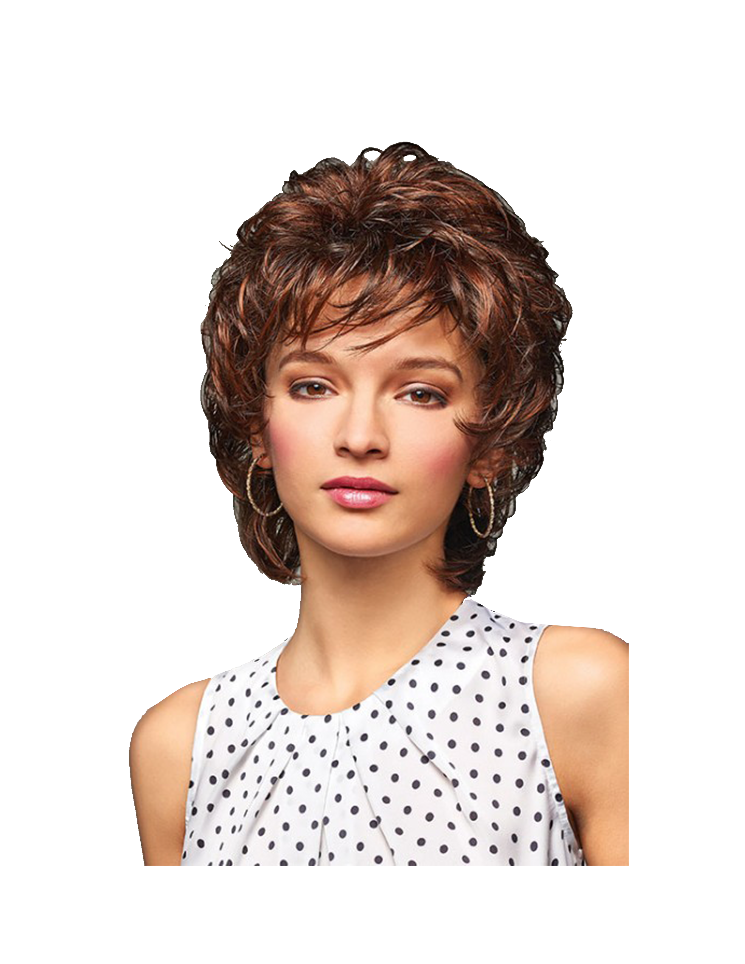 Sonya Is A Short Layered And Fun Wig There Is Body To Style The Wig To Fame The Face Or Style It Off The Face Check Out More By Clicking On The