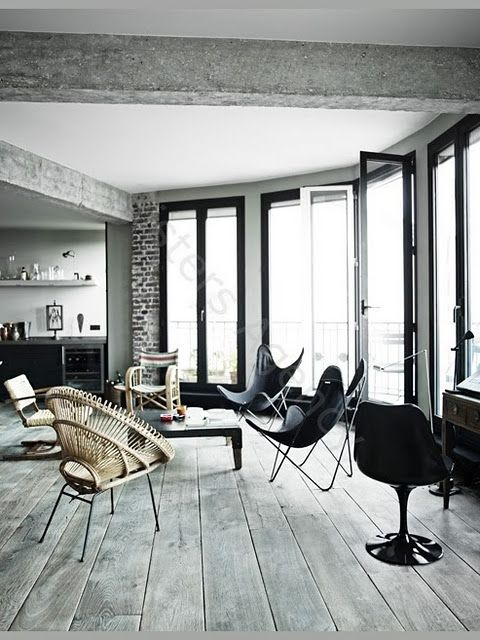 My Scandinavian Home Beautiful Home With Eclectic Vintage Designer Furniture Interior Design Home Interior Architecture Design