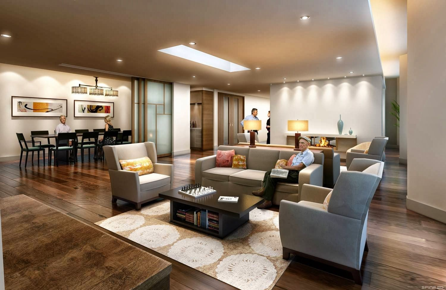 modern aged living - Google Search | Project - Aged Care 2 ...