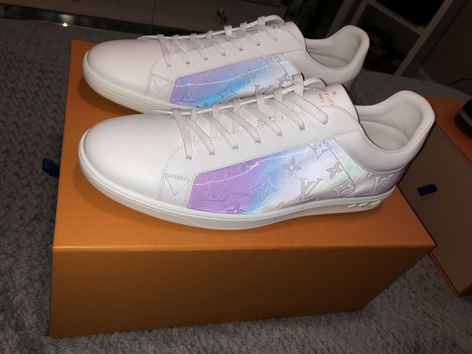 Louis Vuitton Luxembourg Prism Sneakers