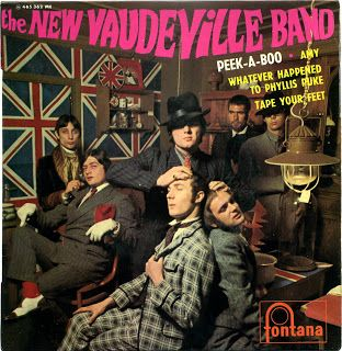 SIXTIES BEAT: The New Vaudeville Band