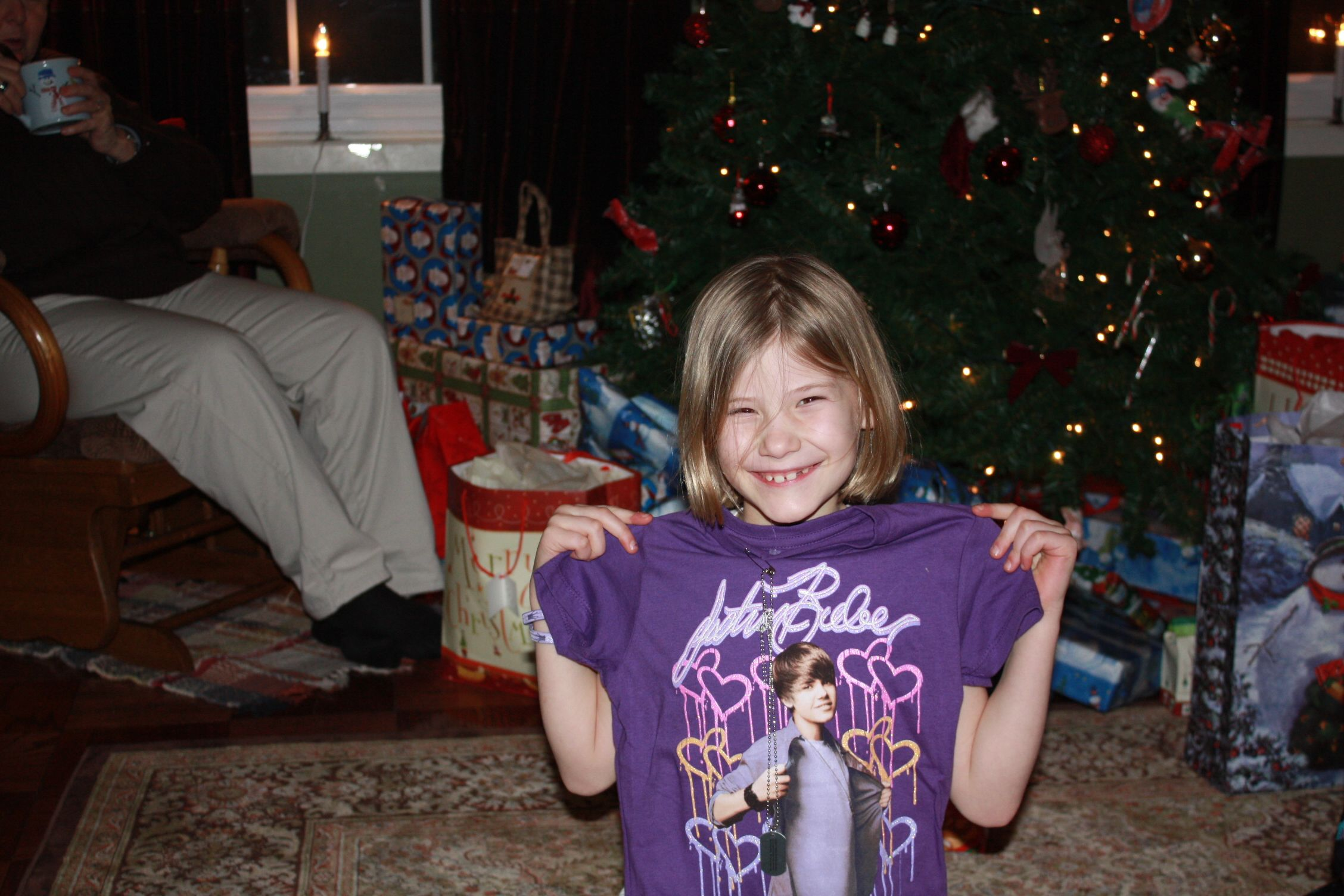 Christmas am Sophie