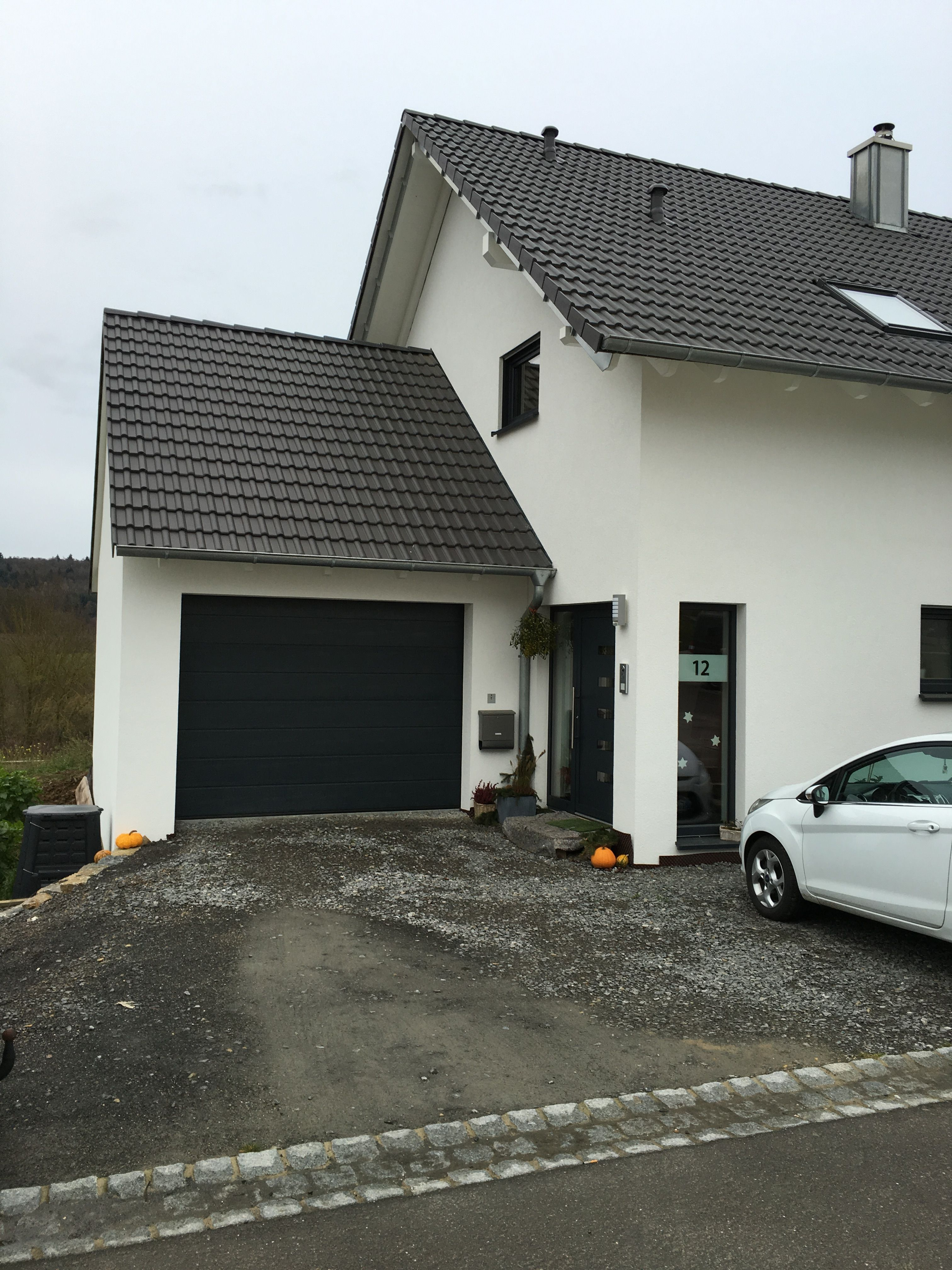 Garage #Satteldach | Architektur und Häuser in 2019 | Garage doors ...