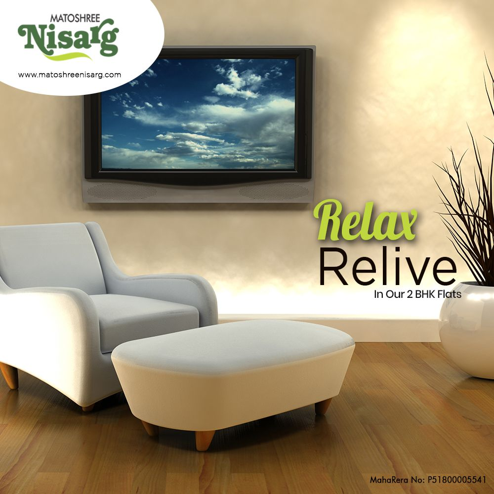 Experience better living and relax in your spacious bhk at matoshreenisarg book flat also rh pinterest