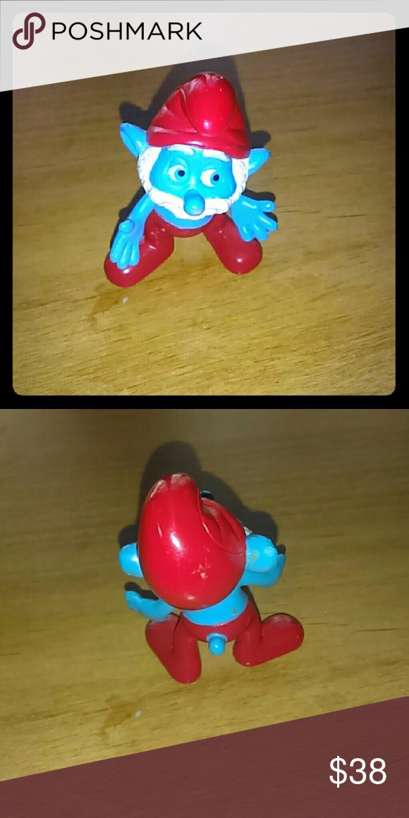 74c5fa290 Papa Smurf figurine Papa Smurf figurine Accessories | My Posh Picks ...