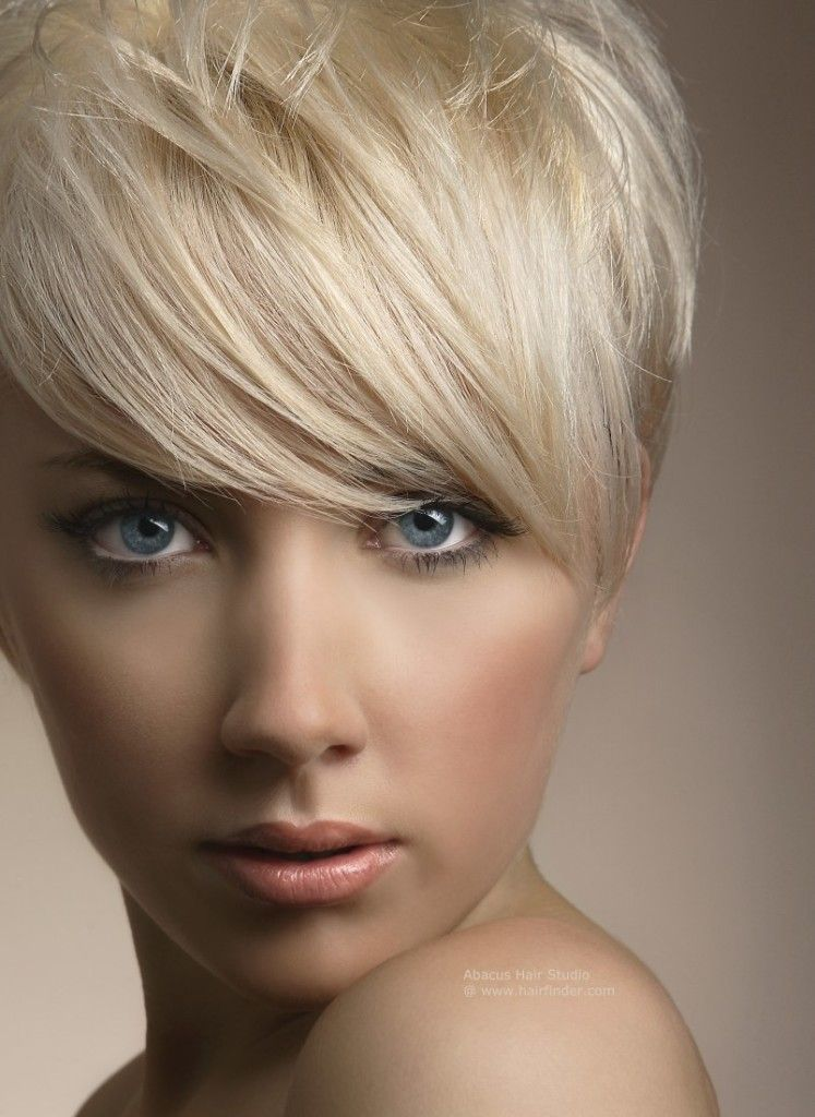 Short Blonde Hairstyles Blonde Hairstyle Ideas For Short Fine Hair  Short Hairstyles For