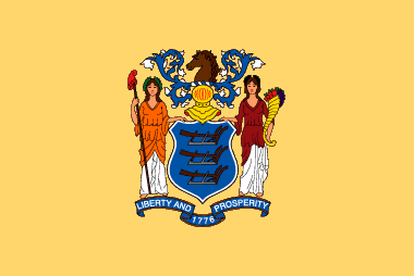 New Jersey State Flag Jersey Flag New Jersey State Flags