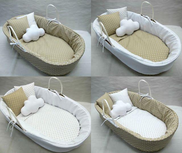 1d8ea1bda Moises de mimbre para bebes completamente artesanal y diseñado a tu  completo gusto y cientos de