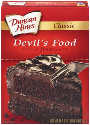Copycat Duncan Hines Devil S Food Cake Recipes Pinterest Cake