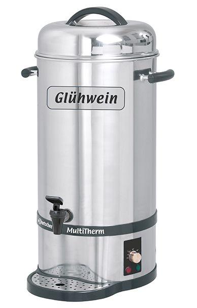 Heiße Getränke für jeden Anlass. Ideal zum Warmhalten von Glühwein, Jagertee oder Heißwasser für Tee. Ausstattung: Inhalt: 20 Liter Stufenlose Temperaturregelung: 30 °C bis 90 °C Anschlusswert: 2,0...