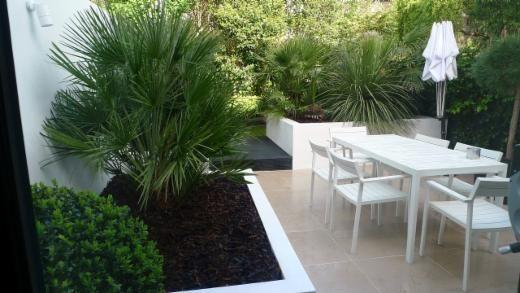 Diseño de Jardines Londres - Anewgarden Plataforma pavimentación Diseño Streatham Clapham Balham Dulwich Chelsea