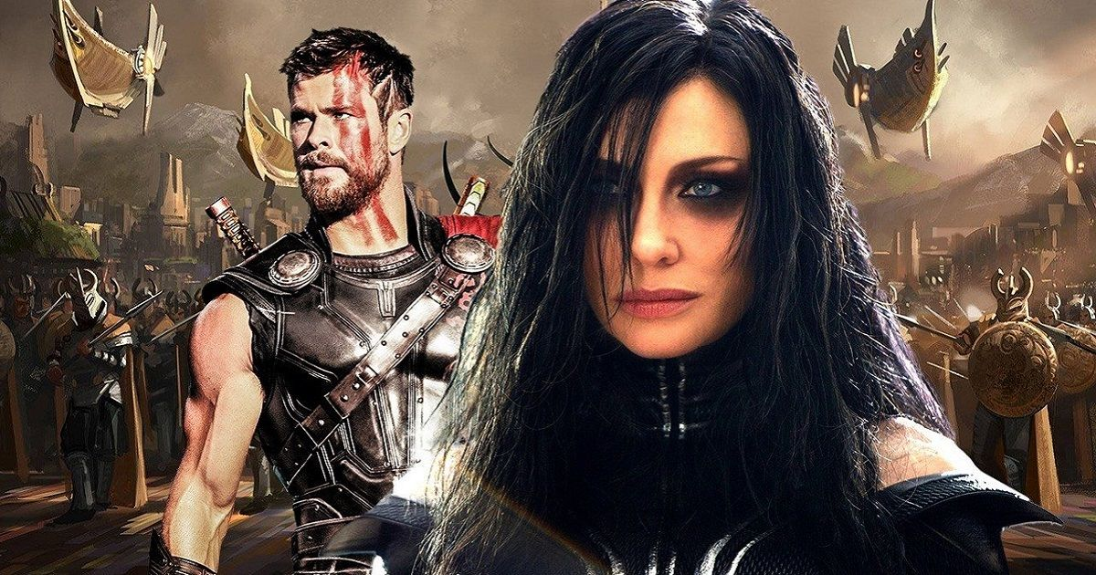 Avengers 4 This Theory Suggests That Hela Will Be A Part Of