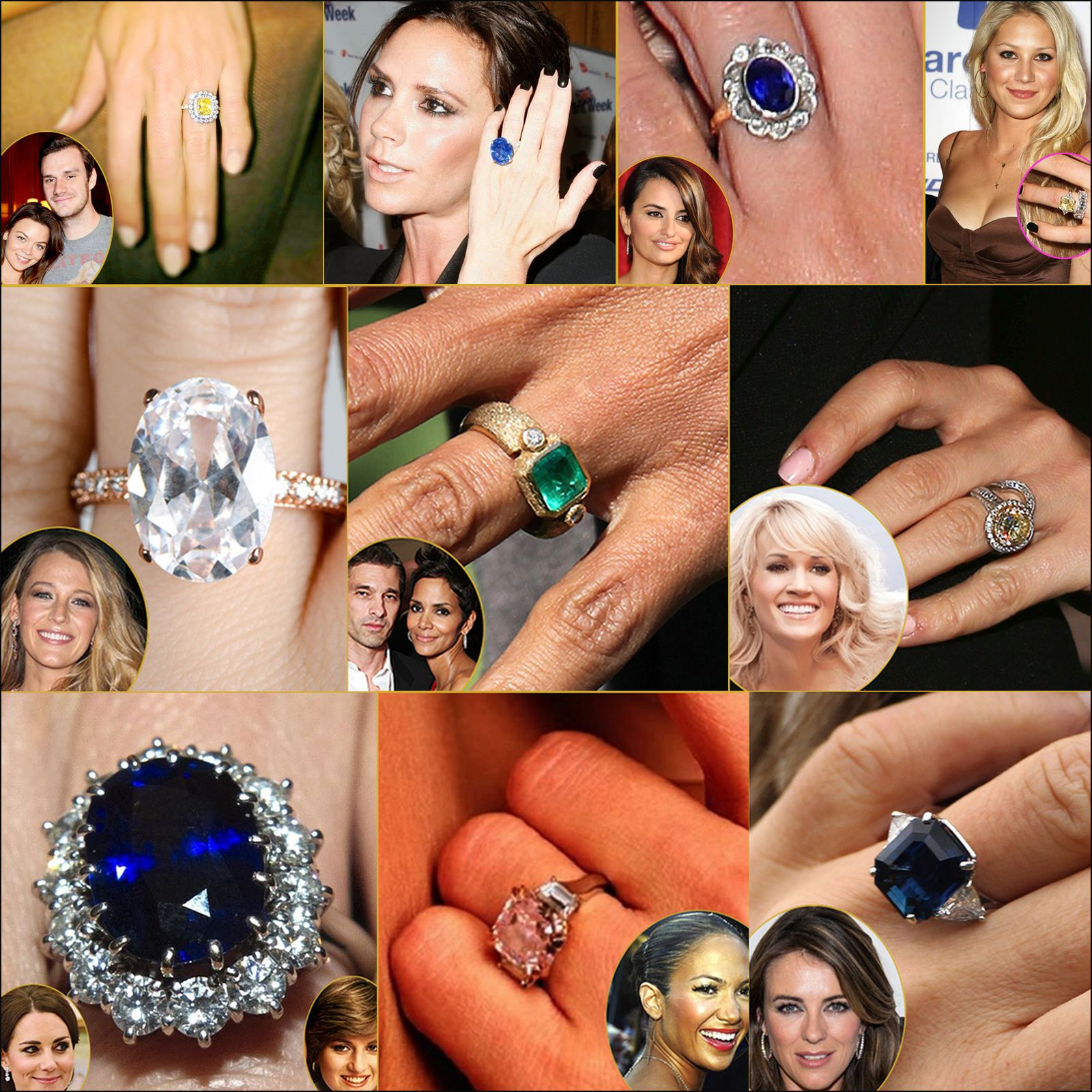 michelle engagement wedding obama famous elegant rings ring new of most