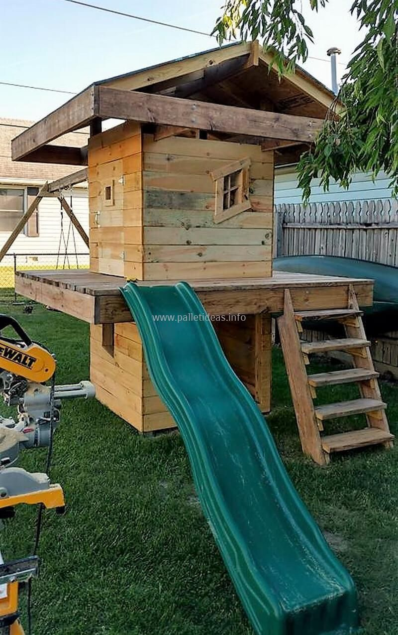 Great Ideas Out of Recycled Wooden Pallets | Wood pallet ...
