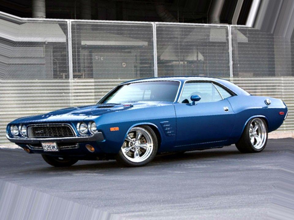 Dodge Challenger – Nice