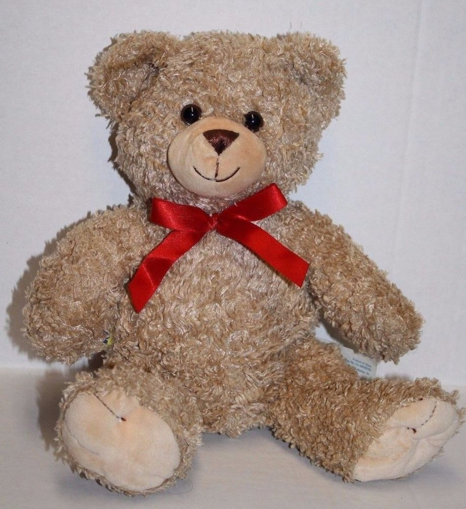 "Build A Bear TEDDY BEAR 13"" Small Soft Toy"