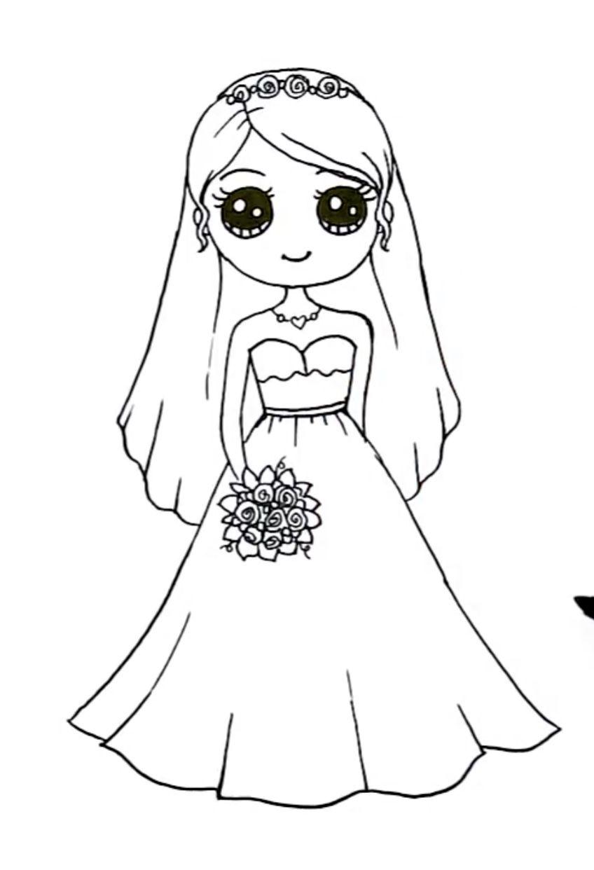 Me Gustan Los Dibujos De Ninas Desenhos Kawaii Kawaii Desenhos