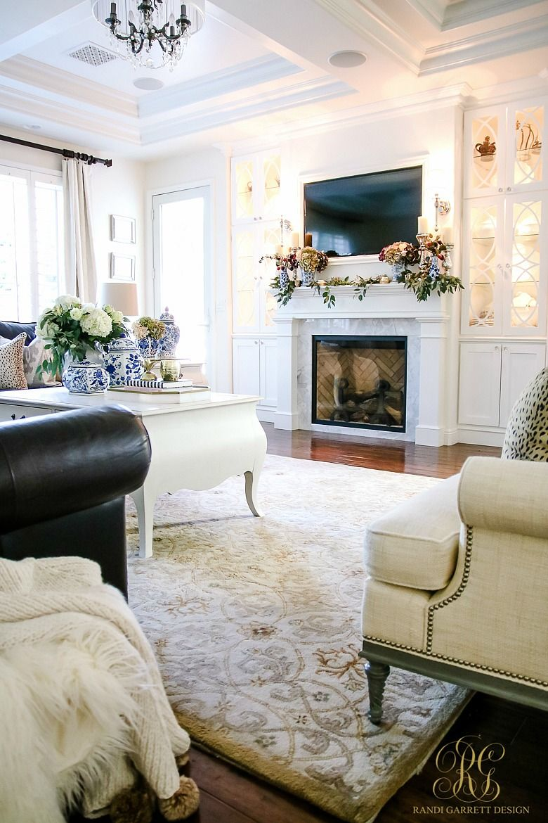 Fresh ideas for fall home tour elegant fall decor tips to style your home for fall using hydrangeas olive branches fruit and texture