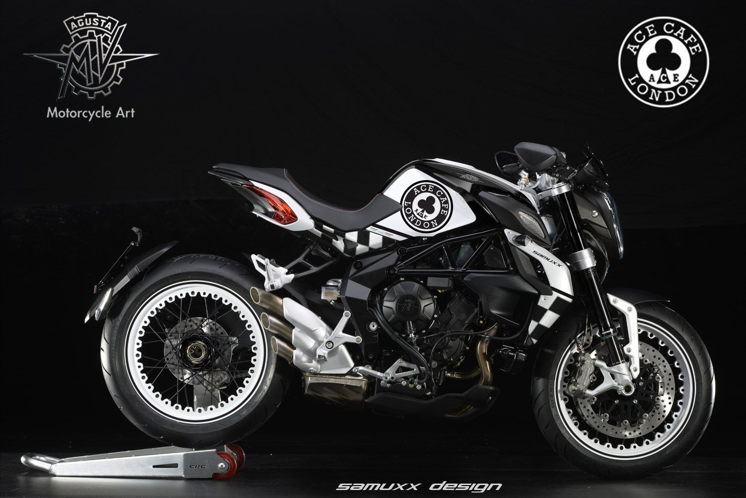 Mv Agusta Dragster RR Ace Cafe London by SAMUXX.deviantart.com on ...