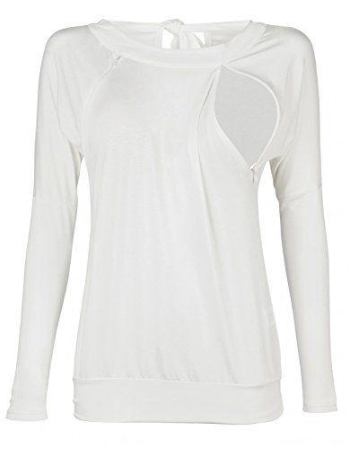 Women Breastfeeding Short Sleeve T-Shirt Maternity Nursing Pull-Up Tops Shirt Side Buttom Double Layer Blouse