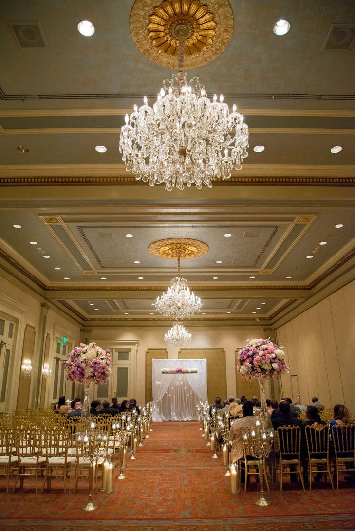 Royal Sonesta Neworleans Wedding Venue Whimsical Wedding