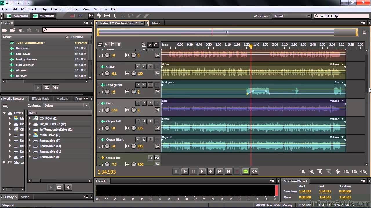 best audio editing software for pc