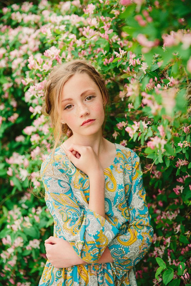 emma | Spring, Portrait and My life