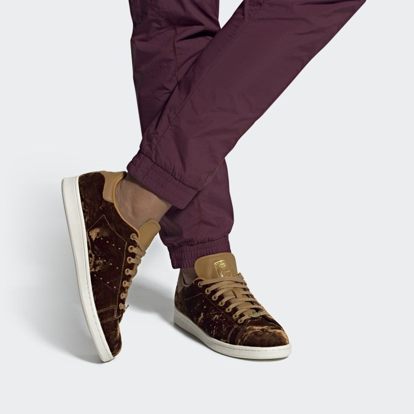 adidas Stan Smith Shoes - Brown