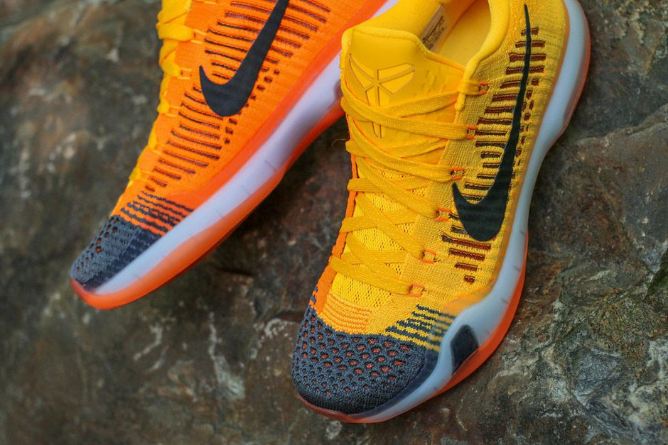 new concept 20d81 63b7c Nike Kobe 10 Elite Low Rivalry Chester