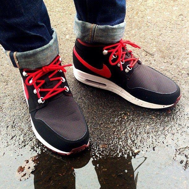 Nike Wardour Air Max hombres 1 Ripstop zapatos hombres Max Pinterest dafa54