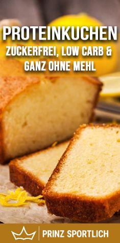 Proteinkuchen: Rezept für Genuss ohne schlechtes Gewissen