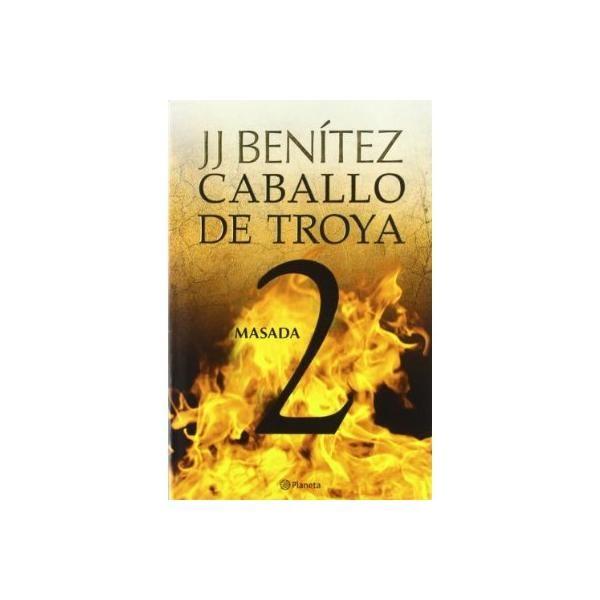 Libro Masada Caballo De Troya 2 J J Benitez Grupo Planeta