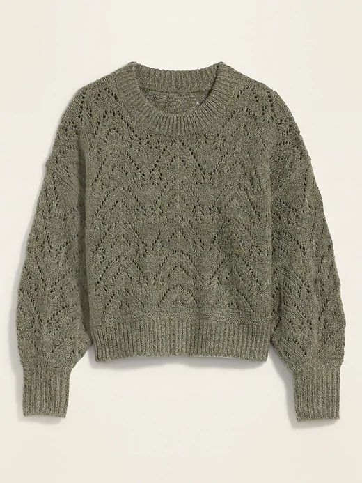 Cosy   Womens  Pullover Knit  Comfy Sweater