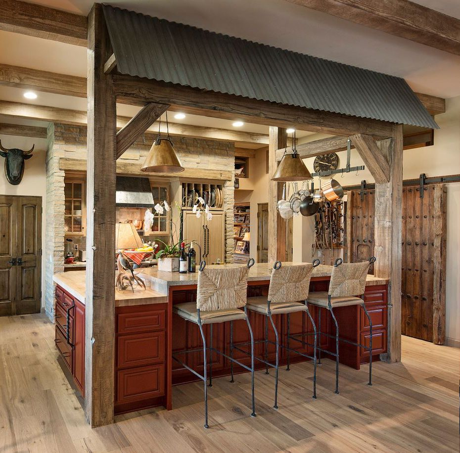 Cowboy Kitchen: Southwestern Decor, Design & Decorating Ideas In 2019