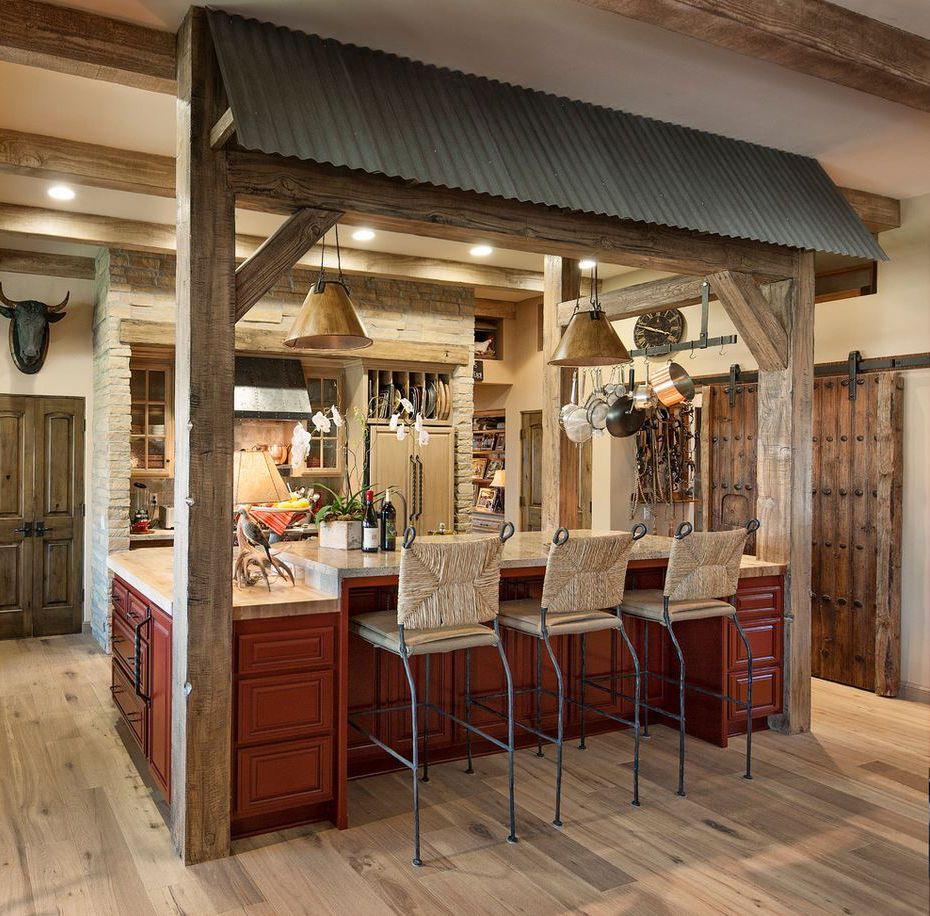 Southwestern Decorating Ideas Rustic Kitchen Southwest Kitchen