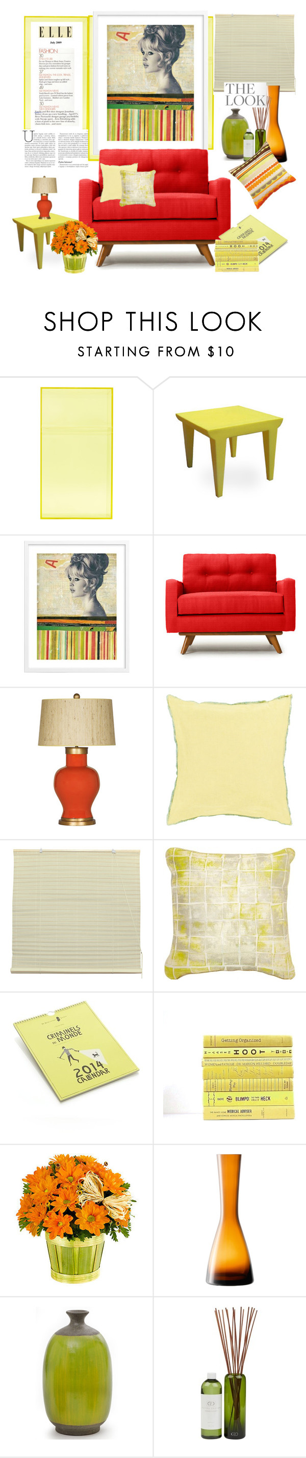 """The look.."" by gul07 ❤ liked on Polyvore featuring interior, interiors, interior design, home, home decor, interior decorating, Nomess, Kartell, Universal Lighting and Decor and Thrive"