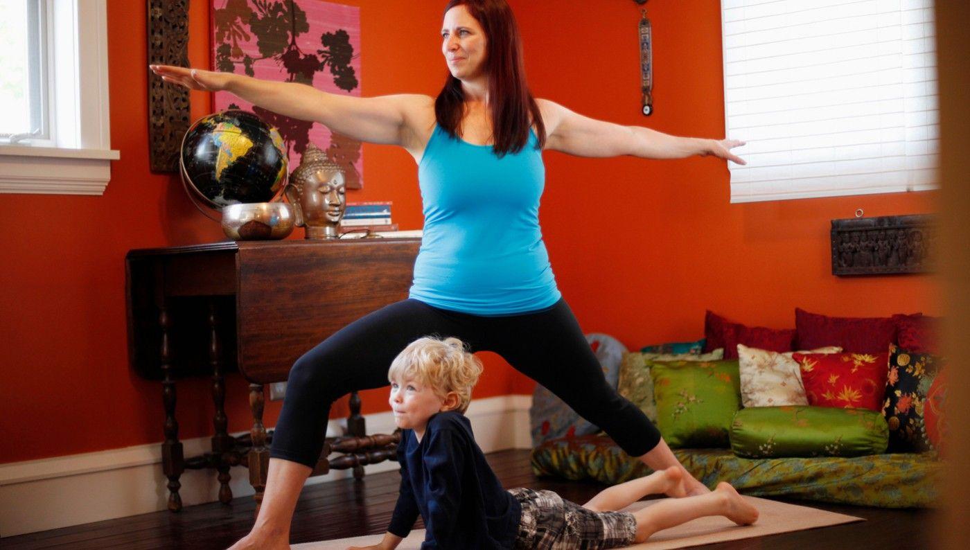 yoga hacks image