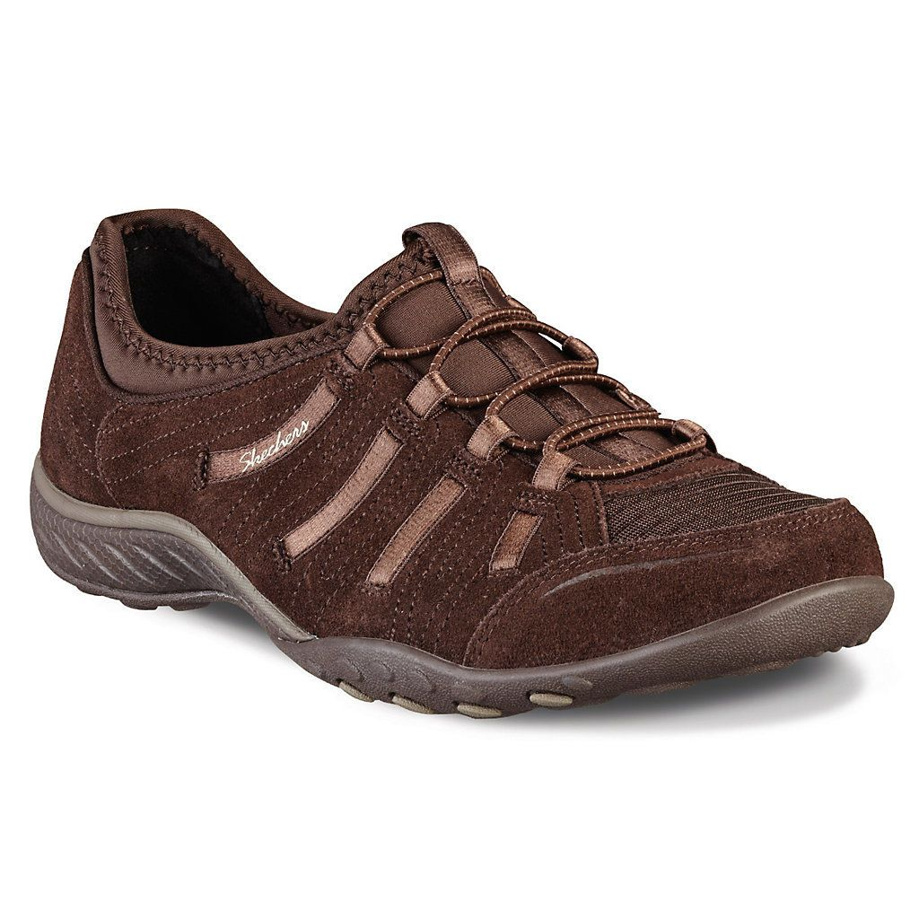 Skechers relaxed fit breathe easy big bucks womens shoes