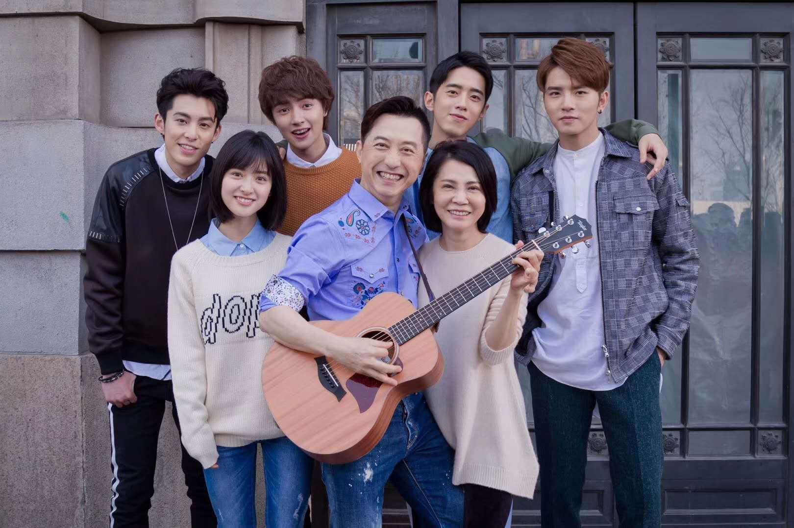 [083018] 电视剧流星花园 Weibo Update Meteor Garden Ending!! A