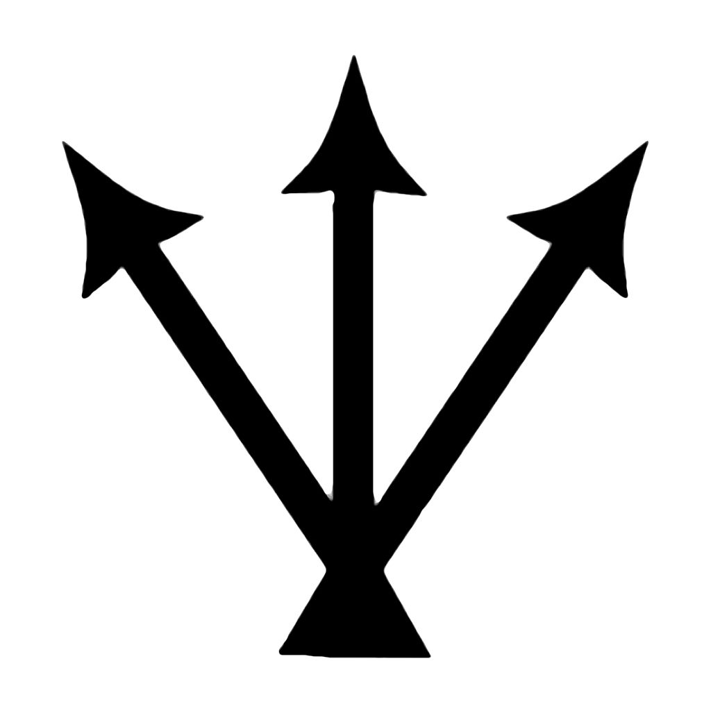 Silver Alchemy Symbol In Alchemy Silver Is One Of The Three Base