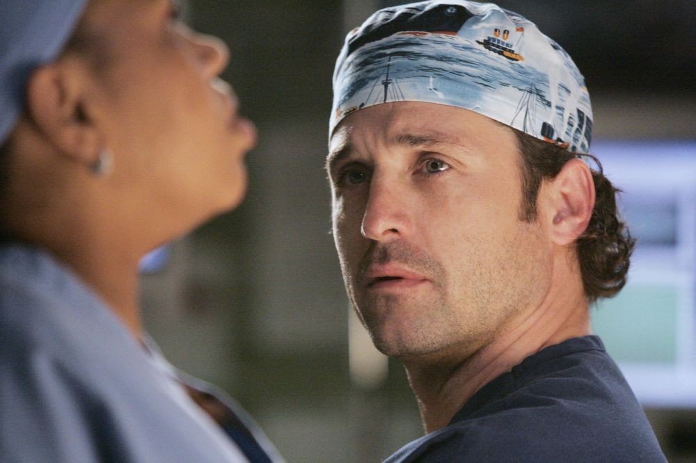 Don\'t Stand So Close to Me | Grey\'s Anatomy | Pinterest