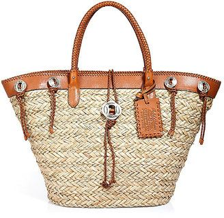 ShopStyle: RALPH LAUREN Natural Straw Basket