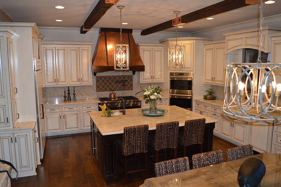 Nashville Granite Countertops Kitchen 26 Foreround Counter Color