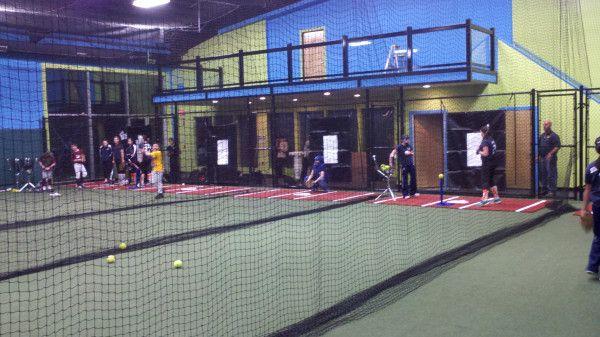 On Deck Sports Facility Portfolio Indoor Batting Cage Indoor Sports Sports Complex